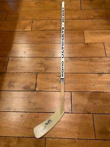 Ed Boxcar Hospodar PHILADELPHIA FLYERS Signed Hockey Stick KOHO 2100 WOOD