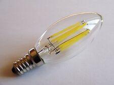 Ampoule E14 standard Led filament COB  6w blanc jour 5000K