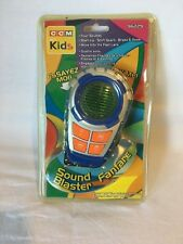 CCM Kids Sound Blaster Bicycle Electronic Accessory (needs new batteries)