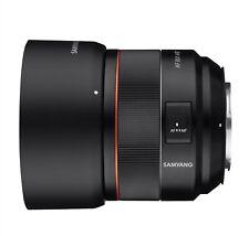Samyang AF 85mm F1.4 Nikon Mount - Ex-Demo