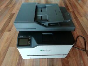Lexmark MC3326ADWE 4-in-1 Farblaser-Multifunktionsgerät Drucker, Kopierer, Scan