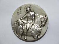 POPE JOHANNES XXIII PONT MAXIMUS SAN MARTINO HORSEBACK RIDER VATICAN MEDAL 🌈⭐🌈