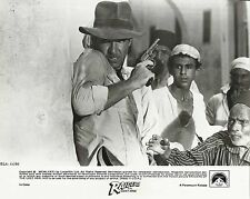"Harrison Ford in ""Raiders of the Lost Ark"" Original Vintage Photograph 1981"