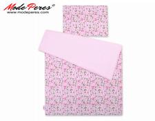Set biancheria da letto 2 pezzi 100x135 Mini - farfalle rosa