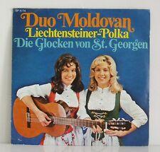 "7"" Duo MOLDOVAN Lignes-polka/Les cloches de Saint georgea Private 1974"