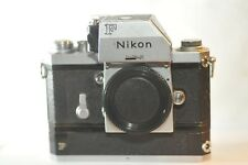 Nikon F FTN finder F-36 Motor Drive 35 mm FILM SLR analog camera check it out