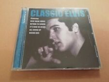 ELVIS PRESLEY * CLASSIC ELVIS * CD ALBUM EXCELLENT 1997