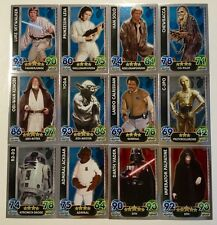 Force Attax - Star Wars Movie Card Serie 4 - 2 Glanzkarten 161-192 zum aussuchen