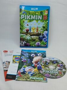 Pikmin 3 (Wii U, 2013), Complete in Box, Very Good Condition Clean Disc