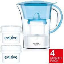 Tratamiento del agua Aqua color principal azul para el hogar