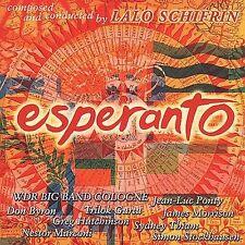 Esperanto 2000 by Jean-Luc Ponty; Don Byron; Tril Ex-library - Disc Only No Case