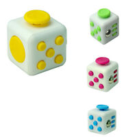 Luxury Magic Fidget Cube Mini Anti Anxiety Stress Funny Toy Stress Relief Gifts