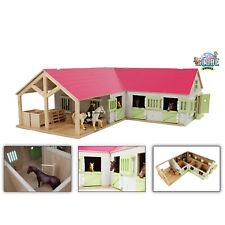 Van Manen Kinder Spielzeug Holz Pferdestall Stall Scheune