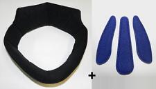 Visera Schuberth J1/R1/S1 Pro Reposacabezas+Almohadillas de cabeza XXL 62/63