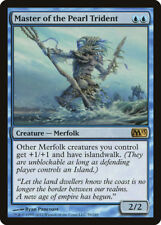 MTG X1: Master of the Pearl Trident, Magic 2013, R, LP - FREE US SHIPPING!