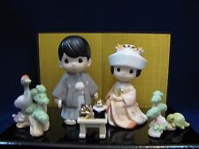 BNIB Precious Moments THE LORD BLESS YOU AND KEEP YOU, 111904 Japanese Wedding