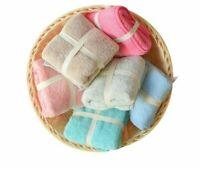 Towel Baby Microfiber Face Kid Cloth Washcloth Bathroom For Children Accessories