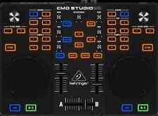 Behringer CMD Studio 2A 2-Deck DJ MIDI Controller