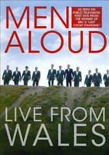USED (VG) Men Aloud- Live From Wales (2010) (DVD)