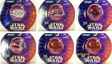 Star Wars Galoob Micro Machines Die Cast Ship Set of 6 1996 Millenium Falcon