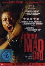 DVD (ENGLISCH) NEU/OVP - Johnny Mad Dog - Uncut Version - Christopher Minie