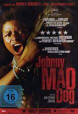 DVD (ENGLISCH) NEU/OVP - Johnny Mad Dog - Uncut Version - Christopher Minie