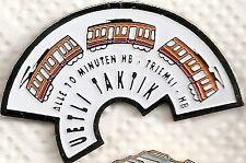 Uetli Taktik - Swiss Hat Lapel Pin HP1937