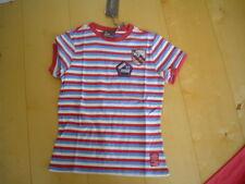 Camisa anular, rot-blau-beige V. García T. gr.140-164