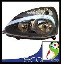 FARO FANALE ANTERIORE SX RENAULT CLIO 2 RESTYLING dal 01 al 05 CORPO GRIGIO