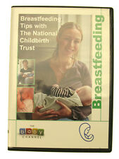 Educational Breast Feeding DVD - Informational/Help/Baby/Shower Gift FREE POST