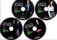 King - Staffel 2  [4 DVDs] (2013) DVD - ohne Cover 22475