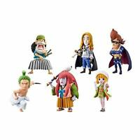 One Piece WCF World Collectable Figure Wano Country 4 6 set Carrot zoro JAPAN