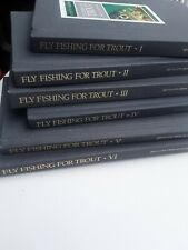 Lefty Kreh Books Fly Fishing for trout Lefty's Little Library of 8 Books