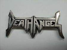 DEATH ANGEL PIN BADGE