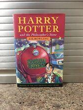 First/1st Edition 5th Print HARRY POTTER & PHILOSOPHER'S STONE Hardback RARE