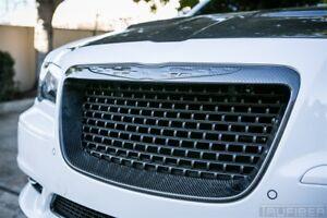 11-15 Chrysler 300C TruFiber Carbon Fiber Deep Upper Grille!!! TC60021-LG143