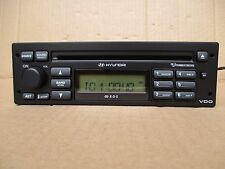 Hyundai Tucson VDO Radio Stereo CD Player Head Unit