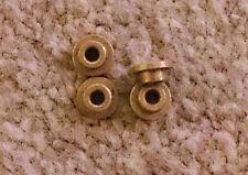 Sm32 16mm Garden Railway, Sintered Bronze Oil Filled Bearings for 3mm axles x4
