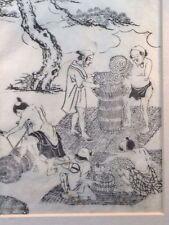 Black Paper 1800-1849 Japanese Antiques