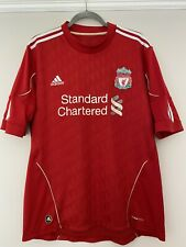 2010-12 Liverpool Home Shirt - 2XL -*Torres 9 On Back*