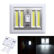 8w Inalámbrico Mazorca LED Interruptor de pared de pilas Armario sin cable Luces