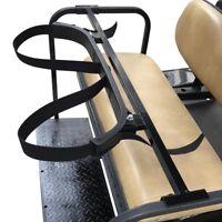 Universal Golf Bag Holder Bracket Attachment Cart Rear Seat Yamaha EZGO Club Car