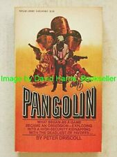 Pangolin by Driscoll, Peter Paperback Book The Fast Free Shipping