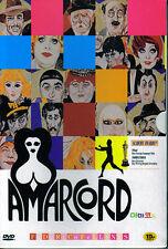 Amarcord (1974) / Federico Fellini / DVD, NEW