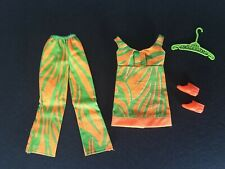Vintage Barbie Two-Way Tiger Outfit #3402, 1971-72 Mattel