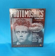 JAMES DEAN JIGSAW PUZZLE BGI ROBERT SILVERS 1,000 + PIECES NEW IN SHRINK WRAP