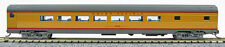 N Budd Passenger Parlor Car Union Pacific (Yellow/Grey) (1-041414)