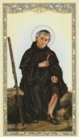 "~Holy Card~""Prayer to Saint Peregrine""  *Prayer on Back (#28)"