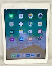 Apple iPad Air 1st Generation 32GB, Wi-Fi, 9.7in - Silver  *READ*   41-7C