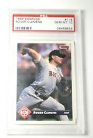 1993 Donruss Roger Clemens #119 PSA 10 Gem Mint Boston Red Sox